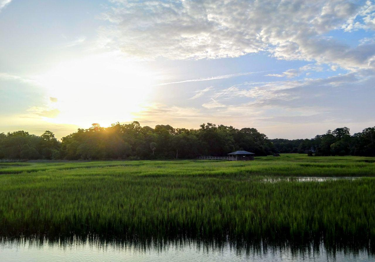 Marsh Sunrise