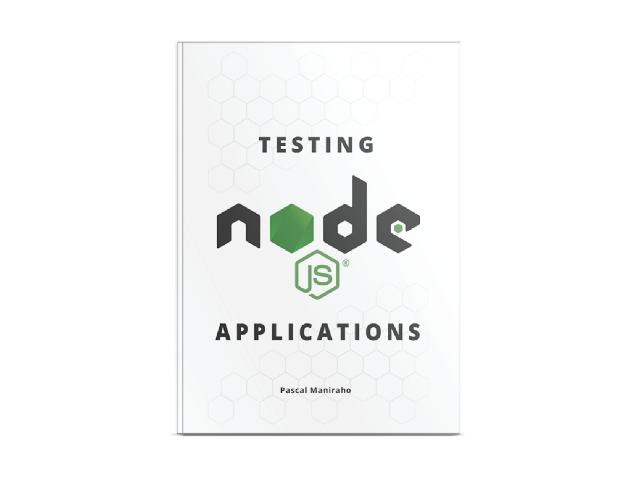 Testing Nodejs Applications Book Cover